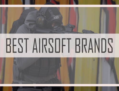 Here are the Top Brands for Airsoft Guns in 2019